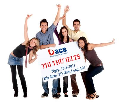 tt-28-7-20114   Dace tổ chức thi thử IELTS